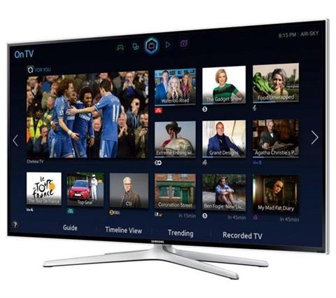 Đánh giá tivi Samsung UE48H6400