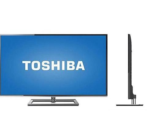 Tivi Toshiba L7300U: chất lượng hình ảnh vượt trội