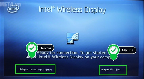 Cách kết nối laptop với tivi samsung qua wifi đơn giản nhất