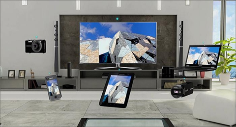 5 cách kết nối máy tính với tivi Samsung