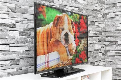 Màn hình tivi bị phóng to và cách thu nhỏ