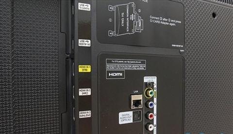 Smart Tivi TCL có những kết nối nào