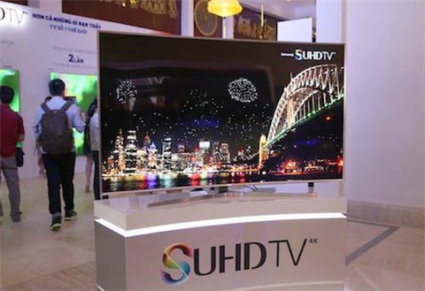 So sánh tivi OLED và tivi SUHD