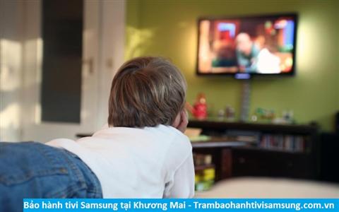 Bảo hành sửa chữa tivi Samsung tại Khương Mai