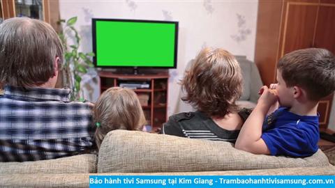 Bảo hành sửa chữa tivi Samsung tại Kim Giang