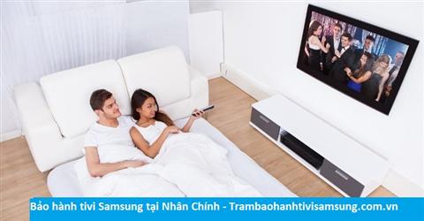 Bảo hành tivi Samsung tại Nhân Chính