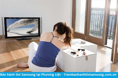 Bảo hành sửa chữa tivi Samsung tại Phương Liệt