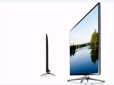 Tivi LED 3D Samsung UA40F6400
