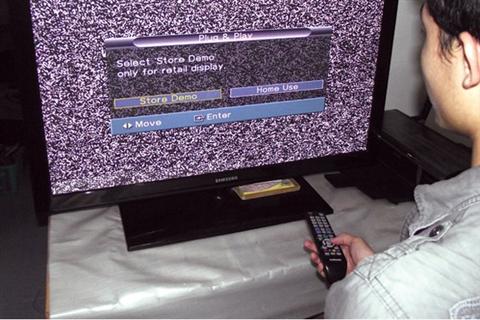 Tivi Samsung bị nhiễm từ hiệu quả nhất