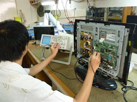 Sửa chữa tivi Samsung tại Sơn Tây